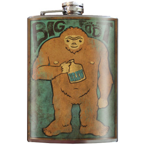 Big Foot Flask