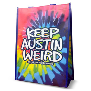 KAW Tie Dye Reusable Bag