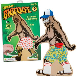 dressup bigfoot