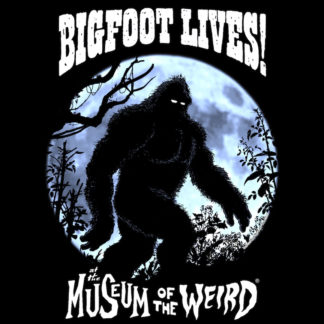 Bigfoot Lives t-shirt (lo-res)